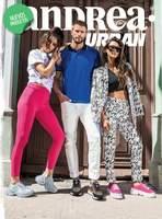 Portada Catálogo Andrea Zapatos Deporte
