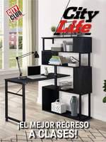 Portada Catálogo Revista City Club