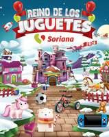 Portada Catálogo Comercia Mexicana Juguetes