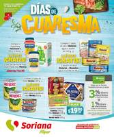 Portada Catálogo Comercial Mexicana Tijuana y Norte