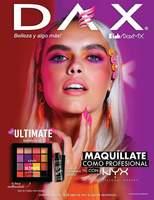 Portada Catálogo DAX