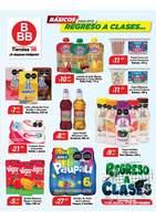 Portada Catálogo Tiendas 3B