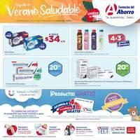 Portada Catálogo Farmacias del Ahorro