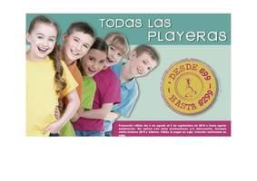 Portada Catálogo Campanita & Kids