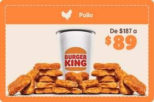 Portada Catálogo Burger king