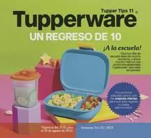 Portada Catálogo Tupperware