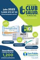 Portada Catálogo Farmacia San Pablo