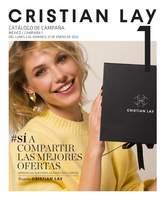 Portada Catálogo Cristian Lay Temporada