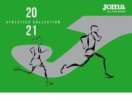 Portada Catálogo Joma Sport