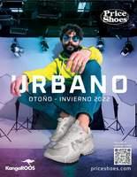 Portada Catálogo Price Shoes Deportivo