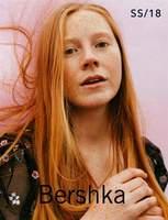 Portada Catálogo Bershka Temporada