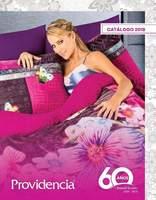 Portada Catálogo Providencia Cobertores Temporada
