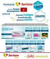Portada Catálogo Soriana Híper Farmacia