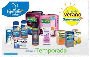 Portada Catálogo Superama Farmacia